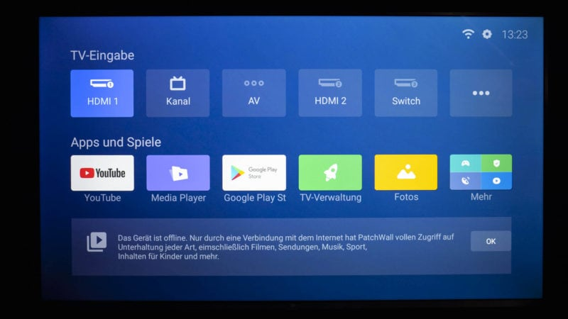 Xiaomi Mi Smart Tv 4s Test Review 16