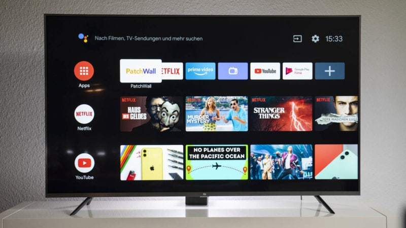 Xiaomi Mi Smart Tv 4s Test Review 3