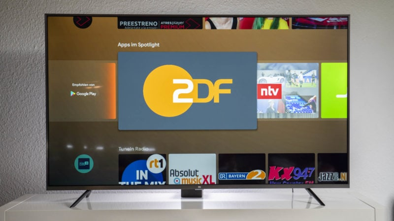 Xiaomi Mi Smart Tv 4s Test Review 4