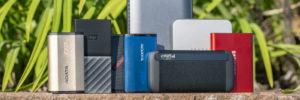 8x Externe Ssds Von Samsung, Adata, Wd, Crucial Und Co. Im Vergleich 2