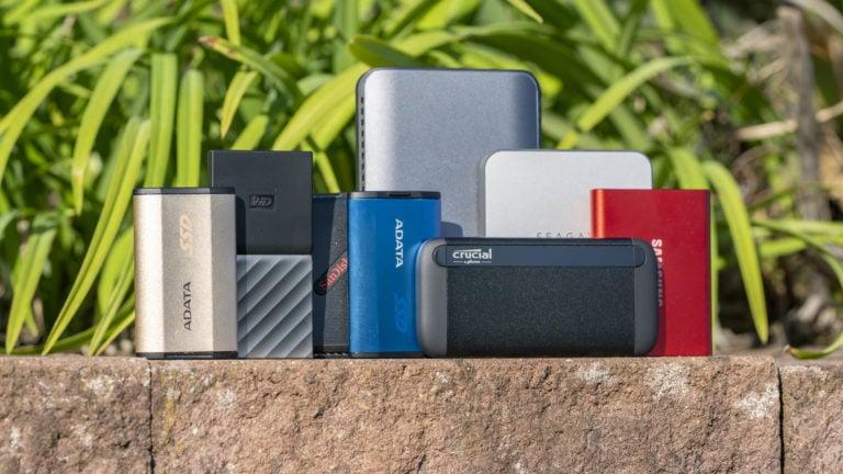 8x externe SSDs von Samsung, ADATA, WD, Crucial und Co. im Vergleich! Welche ist die Beste?