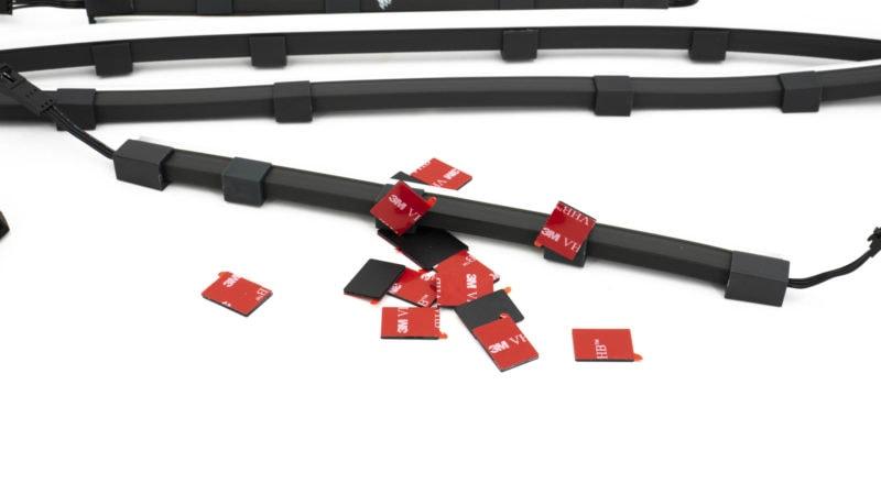 Ambilight Für Euren Pc! Corsair Icue Ls100 Smart Lighting Kit Im Test 3