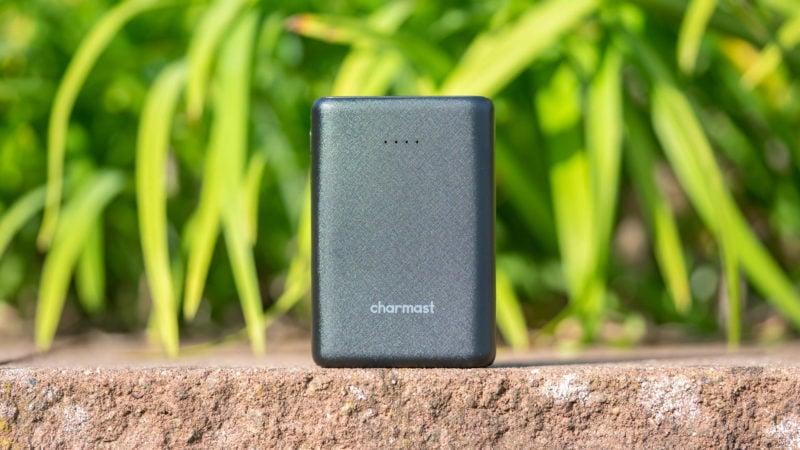 Charmast W1052 Mini Powerbank 10400mah Im Test 6