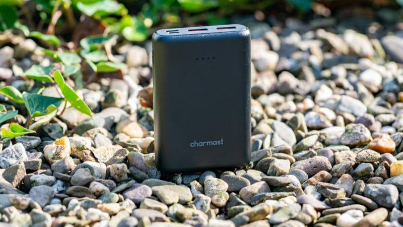 Charmast W1052 Mini Powerbank 10400mah Im Test 8