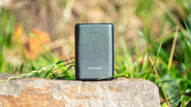 Charmast W1052 Mini Powerbank 10400mah Im Test 9