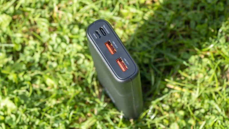 Charmast W2010 20800mah Powerbank Im Test 10