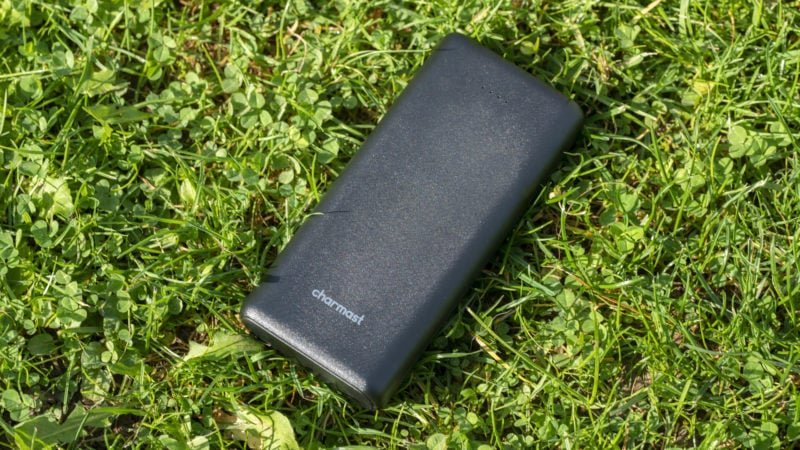 Charmast W2010 20800mah Powerbank Im Test 9
