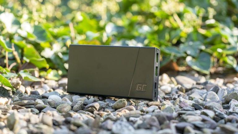 Die Green Cell GC PowerPlay10 im Test, sehr gute Powerbank mit QC und PD!