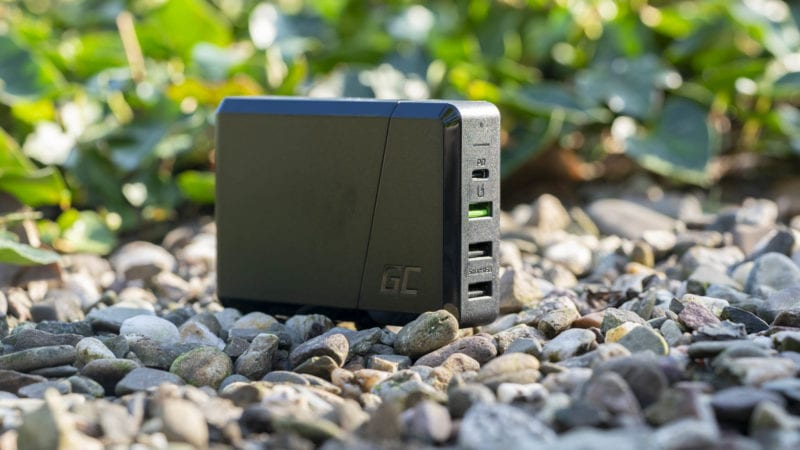 Green Cell Power Source 75w 4 Port Ladegerät Im Test 10