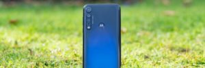 Motorola Moto G8 Plus Test 1