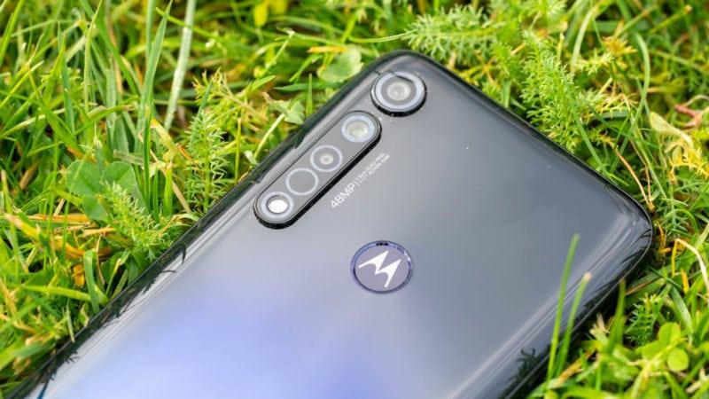 Motorola Moto G8 Plus Test 12