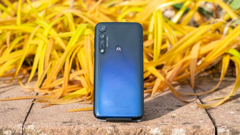 Motorola Moto G8 Plus Test 13