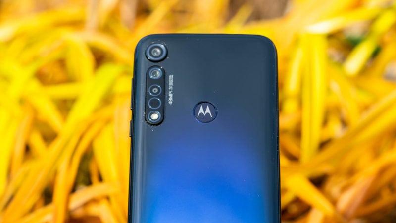Motorola Moto G8 Plus Test 14