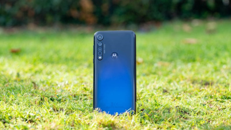 Motorola Moto G8 Plus Test 15