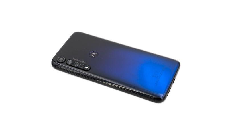 Motorola Moto G8 Plus Test 2