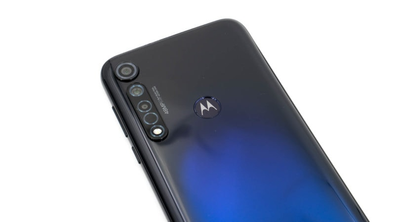 Motorola Moto G8 Plus Test 3