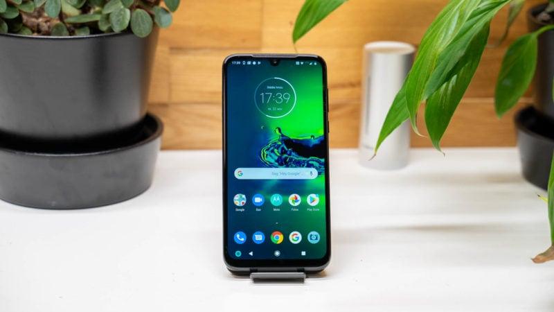 Motorola Moto G8 Plus Test 9