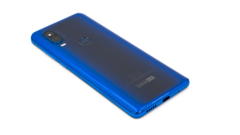 Motorola One Vision Im Test 3