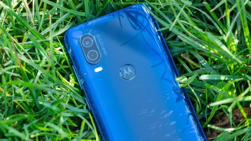 Motorola One Vision Im Test 6