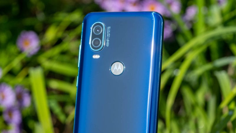 Motorola One Vision Im Test 9