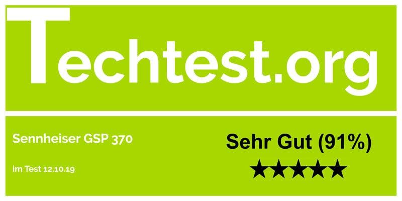 Sennheiser Gsp 370