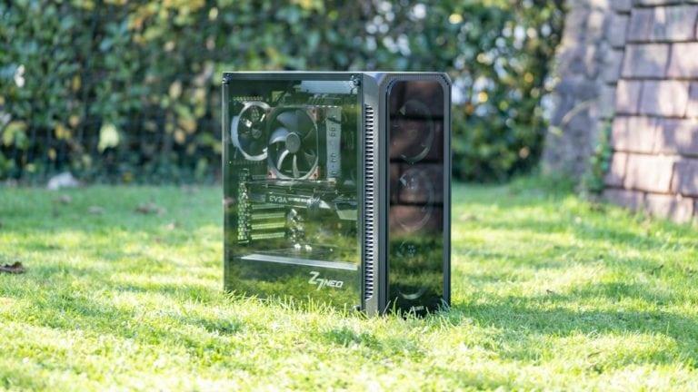 60€ für ein Gehäuse mit 4x RGB Lüftern und Glas? Das Zalman Z7 Neo im Test