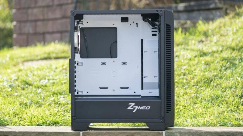 Zalman Z7 Neo Im Test 4