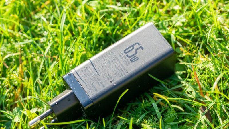 Baseus Bs E914 65w Gan Schnellladegerät Im Test 8