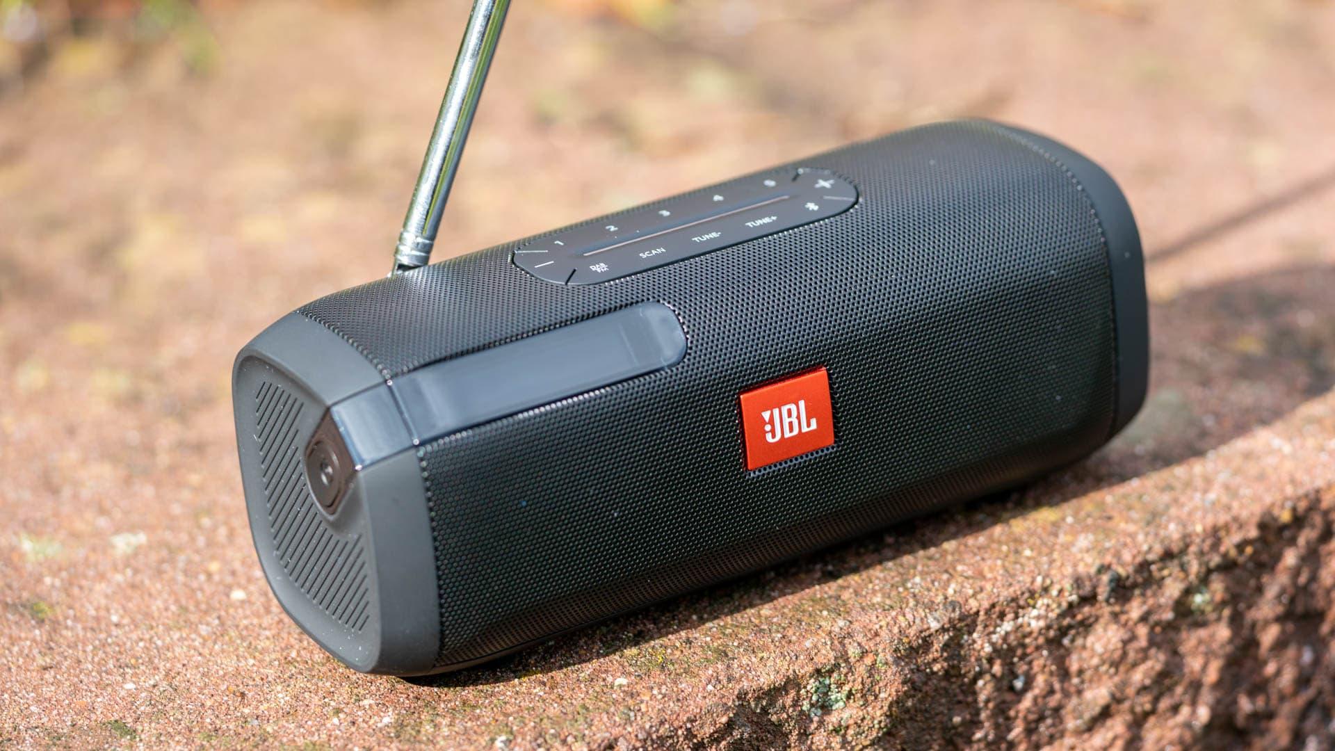 Der Jbl Tuner Im Test Bluetooth Lautsprecher Digital Radio Techtest