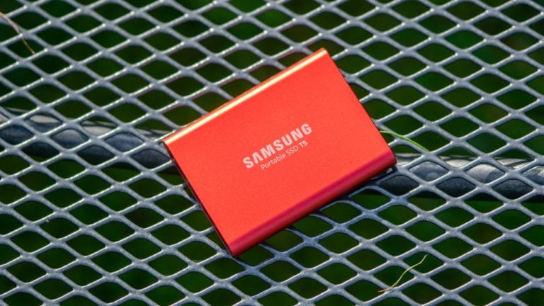Die Samsung T5 SSD im Test