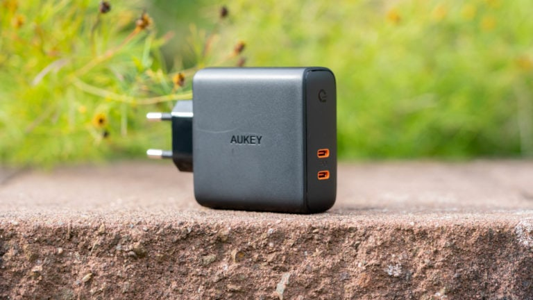 Test: AUKEY PA-D2 USB C Power Delivery Ladegerät mit Dynamic Detect