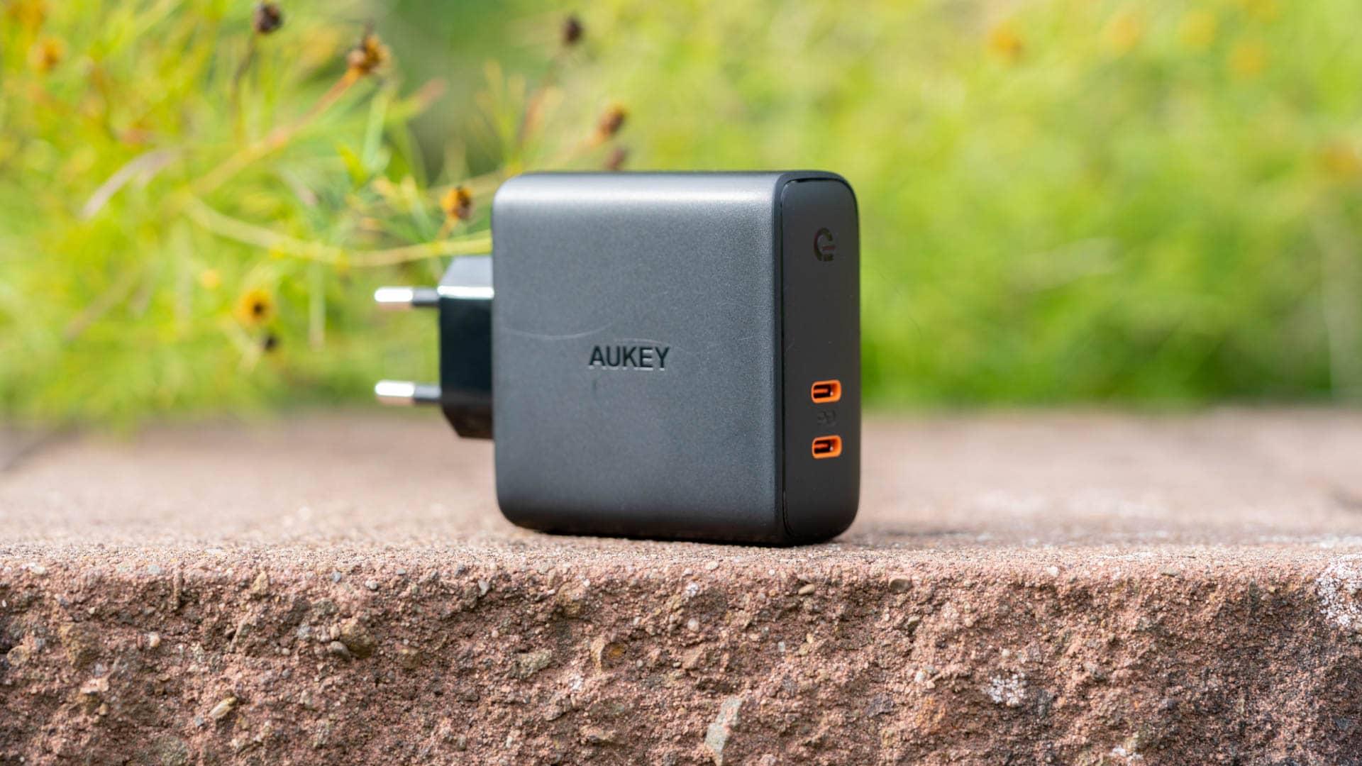 Test Aukey Pa D2 6