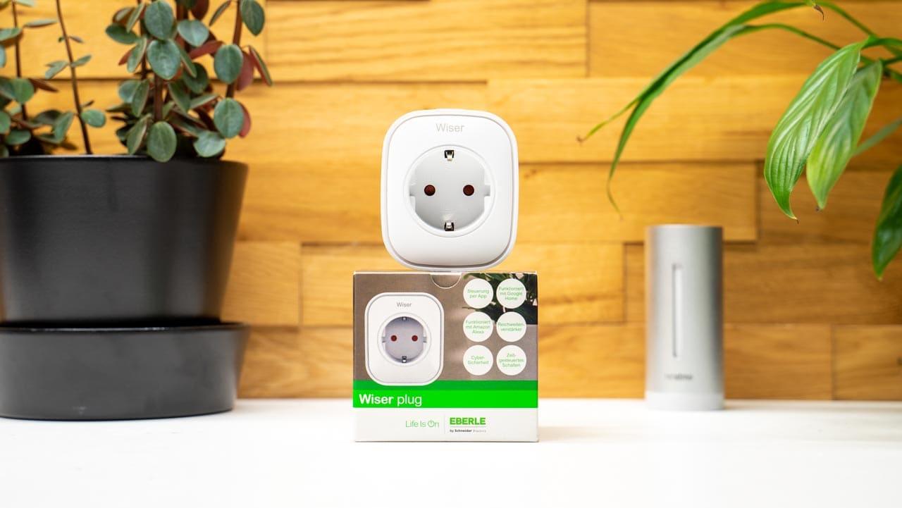 Wiser Smart Plug Im Test 1
