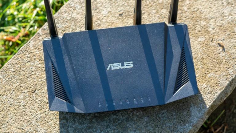 Der ASUS RT-AX58U im Test