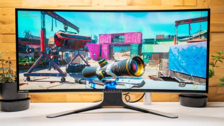 Der beste 21:9 Monitor auf dem Markt? Der Alienware AW3420DW im Test
