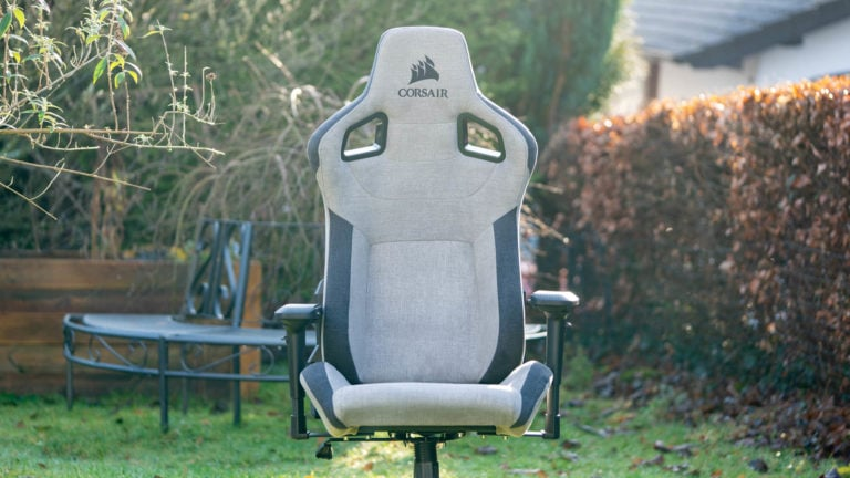 Der Corsair T3 Rush im Test, just an another Gaming Chair?
