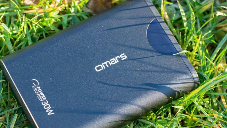 Die Omars OMPB10PW Powerbank 10000mAh im Test