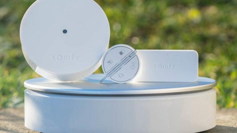 Das Somfy Home Alarm System im Test