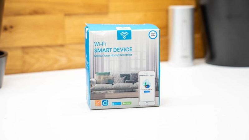 Wifi Smart Home Tür Fenster Sensor Von Aliexpress Im Test 1