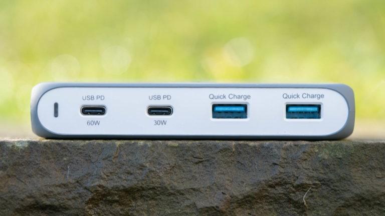 Der Xtorm USB Power Hub Edge XPD20 im Test, voll empfehlenswert mit einer kleinen Schwäche!