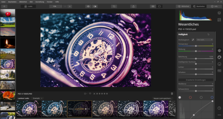 Test: Luminar 4, ja wirklich besser als Adobe Lightroom (in vielen Punkten)!