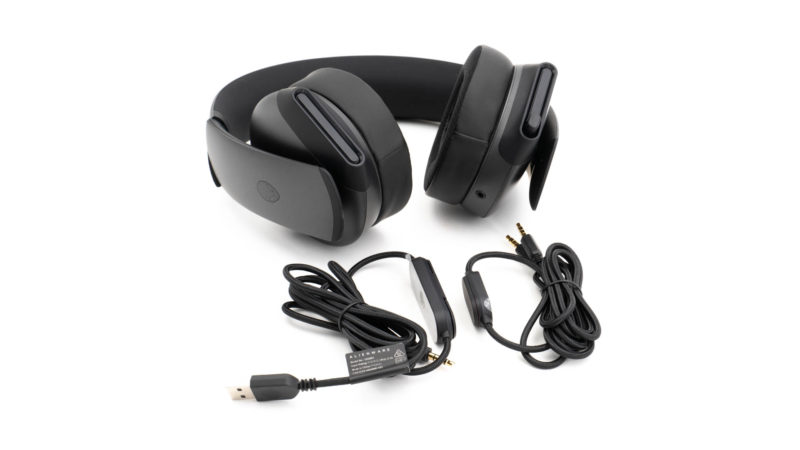 Alienware Aw510h 7.1 Gaming Headset Im Test 4