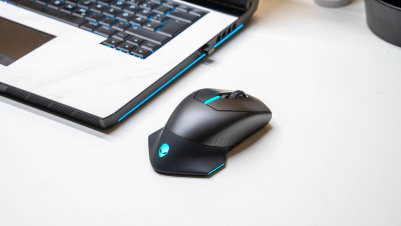 Alienware Gaming Maus Aw610m Im Test 11