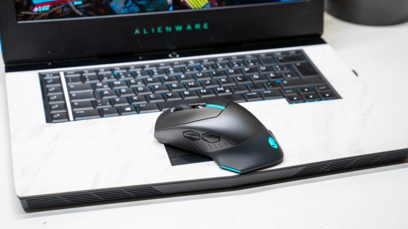 Alienware Gaming Maus Aw610m Im Test 9