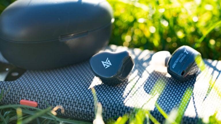 Die KZ S1 true Wireless Ohrhörer im Test, eine neue Perle aus Asien?