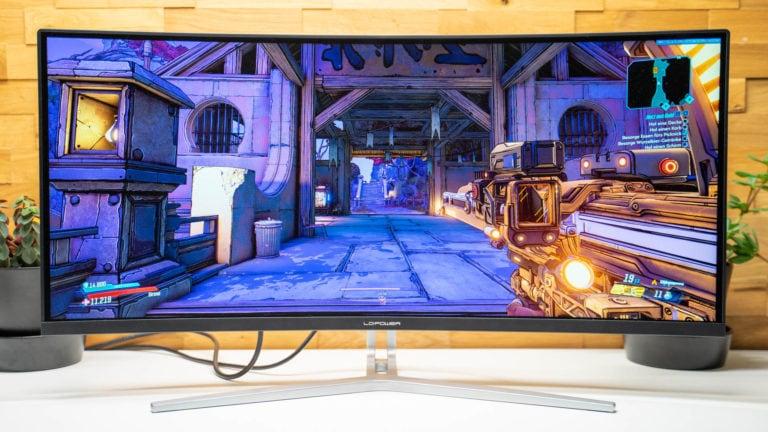 21:9 + 3440×1440 + 100Hz + Samsung VA Panel für unter 400€? Der LC-Power LC-M34-UWQHD-100-C im Test