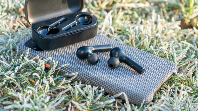 Test, die QCY T5 TWS Ohrhörer