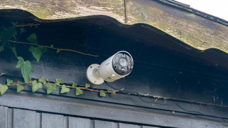 Die Reolink Argus Eco im Test, Solarbetriebene Überwachungskamera ohne Folgekosten!
