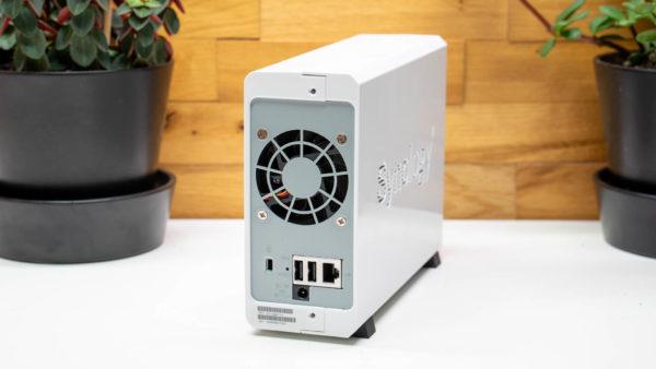 Synology Diskstation Ds120j Im Test 4