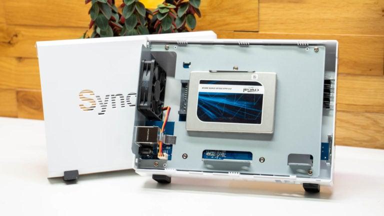 Synology DiskStation DS120j im Test, Synologys günstigstes NAS